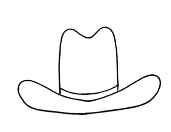 Cowboy Hat Decorating