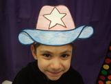 Cowboy Hat / Texas Public Schools Week Hat Pattern