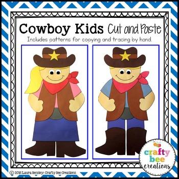 Cowboy & Cowgirl Craft