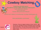 Cowboy Matching