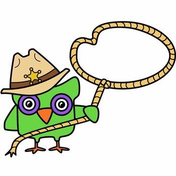 Cowboy Owls
