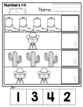 Cowboy Printable