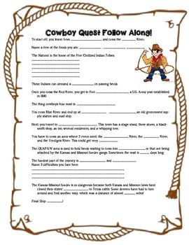 Cowboy Quest - AMAZING!