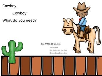 Cowboy Read Aloud
