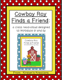 Cowboy Roy - a packet designed to reinforce the oi and oy spelling patterns