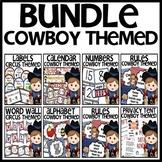 Cowboy Themed BUNDLE