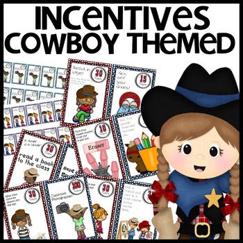 Cowboy Themed Incentives