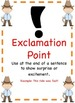 Cowboy Themed - Punctuation Posters