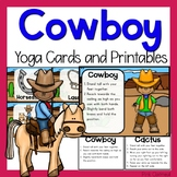 Cowboy Themed Yoga