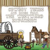 Cowboy Tunes & Songs from Westward Expansion - A Collection (PDF/PRINTABLE Ed.)
