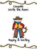 Cowboy Write the Room pt 1