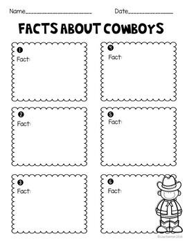 Cowboy Writing