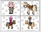 Sticker Charts - Cowboy and Cowgirl