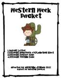 Cowboy/Western Writing