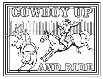 Cowboys Activities