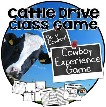 Cowboys- Cattle Drive Experience Class Game