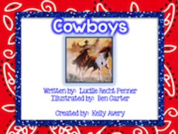 2nd Grade Reading Street Cowboys Reading Street 6.4