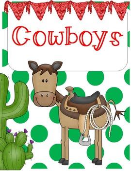 Cowboys : Reading Street : Grade 2