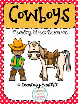 """Cowboys"" (Reading Street Resource)"