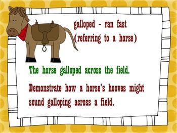 Cowboys {Reading Street Series Grade 2}