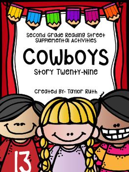 Cowboys (Second Grade Reading Street Story Twenty-Nine)