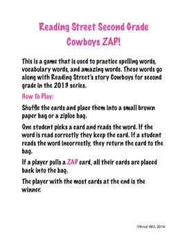 Cowboys ZAP