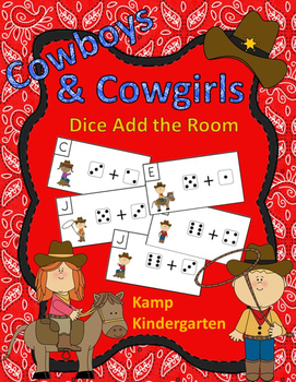 Cowboys and Cowgirls Dice Add the Room