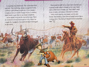 """""""Cowboys"""" brought to life through animations"""