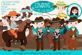 Cowboys cliparts