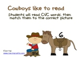 Cowboys like to Read