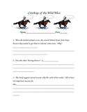 Cowboys of the Wild West GR guide
