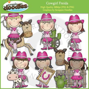Cowgirl Freida