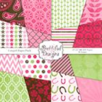 Cowgirl Paper Pack