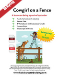 Cowgirl on a Fence - Bullying education audio drama, lesson plan and worksheets