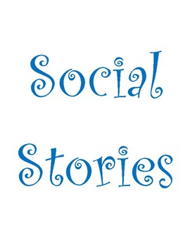 Coworkers Talk Social Story