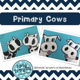 Art Lesson: Cows