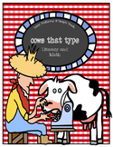 """Click, Clack, Moo, Cows That Type"" Math and Literacy"
