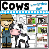 Cows on the Farm (A Nonfiction Literacy Unit about Cows)