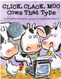 Cows that type Click Clack Moo