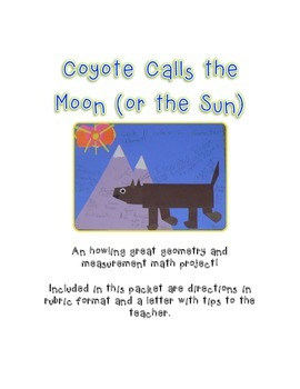 Coyote Calls the Moon, A Geometry and Measurement Masterpiece