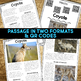 Coyote: Informational Article, QR Code Research & Fact Sort