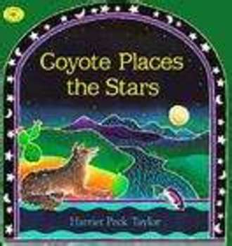 Coyote Places the Stars-A Trophies Lesson for third grade