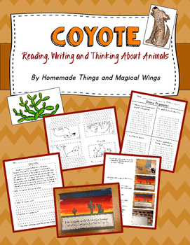 Coyote: Reading, Writing, and Thinking About Animals