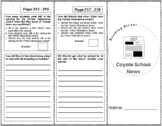 Coyote School News - 4th Grade Reading Street