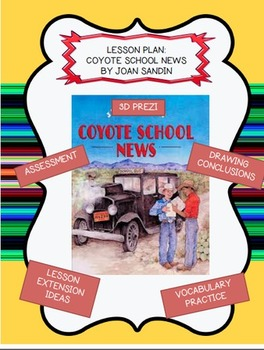 Coyote School News Lesson Plan and Prezi