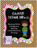 Coyote School News (Scott Foresman Reading Street)