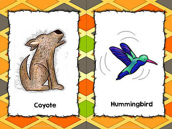 Folktale Activities: Coyote Steals the Blanket...Reader's Theater and More