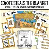 Read Aloud Interactive Folktale Activities: Coyote Steals the Blanket