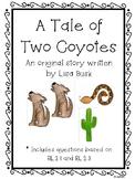 Coyotes Comprehension Passage