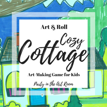 Cozy Cottage : Art for Kids, Emergency Sub Lesson
